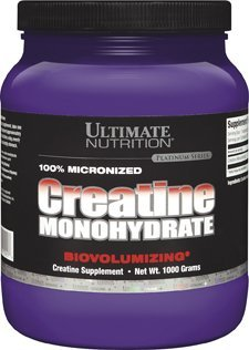 Ultimate Nutrition Platinum Series - Ultimate Nutrition Platinum Series Creapure Micronized Creatine Monohydrate, 35.3-Ounce Tub by Ultimate Nutrition