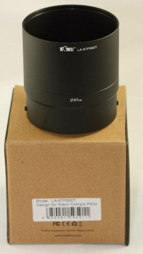 Nikon Coolpix P500 Lens / Filter Adapter Tube 67mm