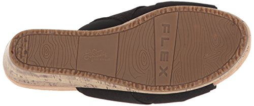 Black Wedge Sandal Mallory Women's LifeStride wIxqnXfpz