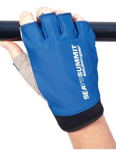 Sea to Summit Solution Gear Eclipse Paddle Glove (Blue / Medium), Outdoor Stuffs