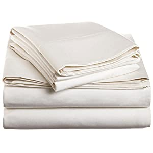 1500 thread count queen bed sheet set solid deep pocket single ply white home. Black Bedroom Furniture Sets. Home Design Ideas