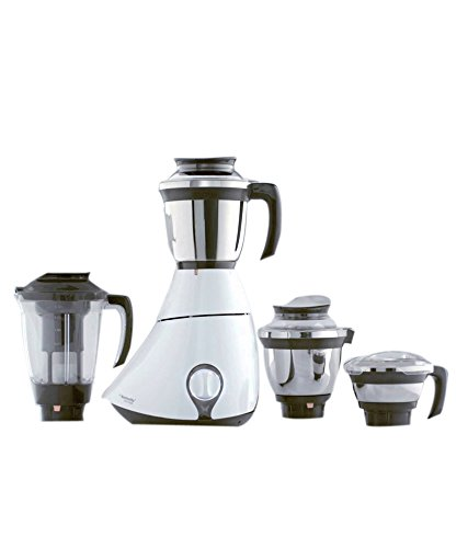 Butterfly Matchless 750-Watt Mixer Grinder with 4 Jars (White) Mixer Grinders at amazon