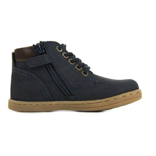 Kickers Tackland Marine Marron 53793010103, Boots