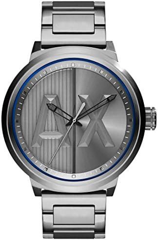 Armani Exchange Men s AX1362 Gunmetal Watch