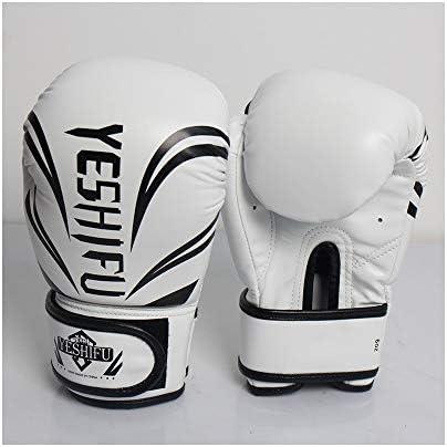 BTXXYJP 子供のボクシンググローブ女の子のための普遍的なボクシンググローブファイト三田手袋 (Color : 緑, Size : 6oz)