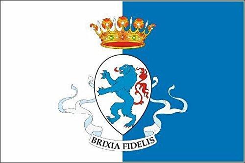 U24Bandiera Bandiera Brescia Boot Bandiera qualità premium 100x 150cm