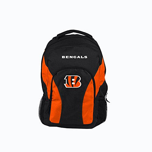 Officially Licensed NFL Cincinnati Bengals Draftday Backpack