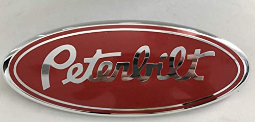 F-9PR PETERBILT POWERSTROKE Super Duty Modified Emblem for sale  Delivered anywhere in USA