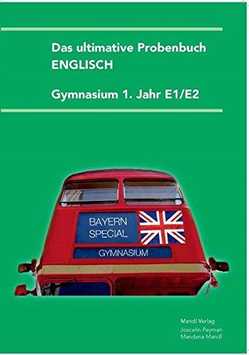 Das ultimative Probenbuch Englisch 1. Jahr