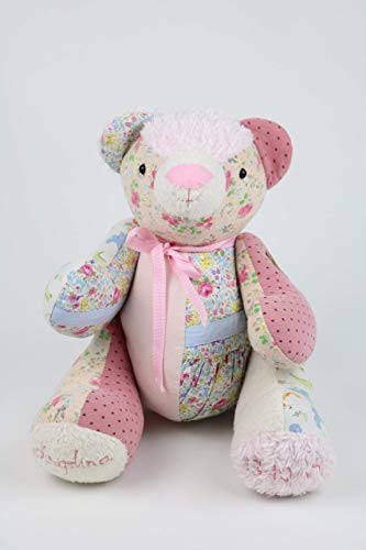 Memory Bear Sewing Pattern Teddy Bear Pattern Made From Baby