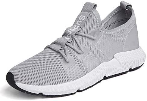 YZWD Zapatillas Running Hombre Aire Libre Y Deporte Transpirables Casual Zapatos De Hombre Zapatillas De Tela Tejidas Con Malla Zapatillas De Malla Para Correr Con Malla 8 C: Amazon.es: Zapatos y complementos