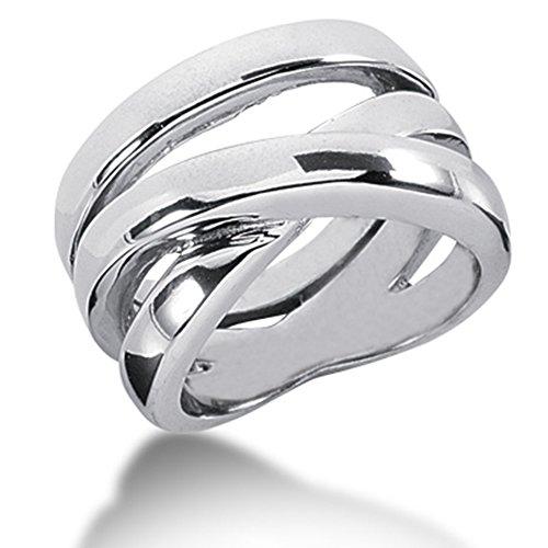 0.1 Ct Diamond Bezel - 3