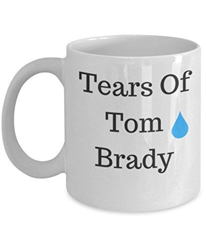 (Tears Of Tom Brady Coffee Mug)