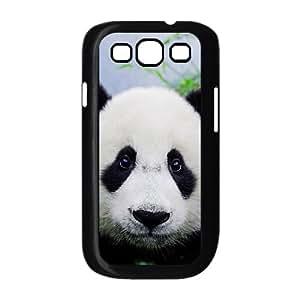 ALICASE Diy Back Case Panda For Samsung Galaxy S3 i9300 [Pattern-1]