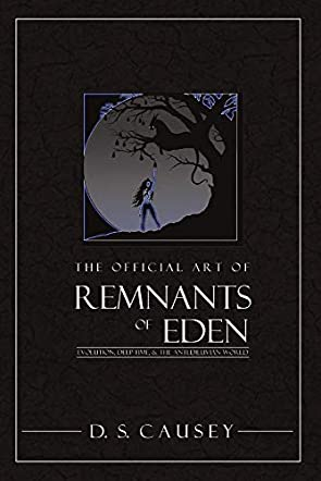 The Official Art of Remnants of Eden