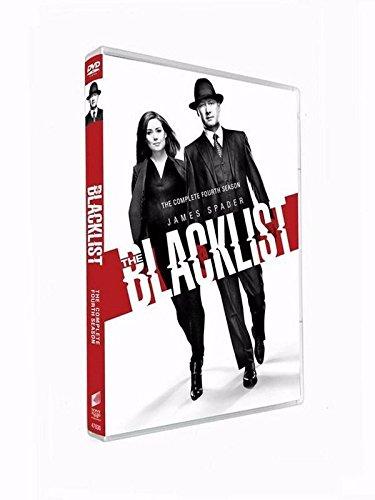 Cheap 11 The Blacklist: Season Four 4 (DVD, 2017, 5-Disc Set)