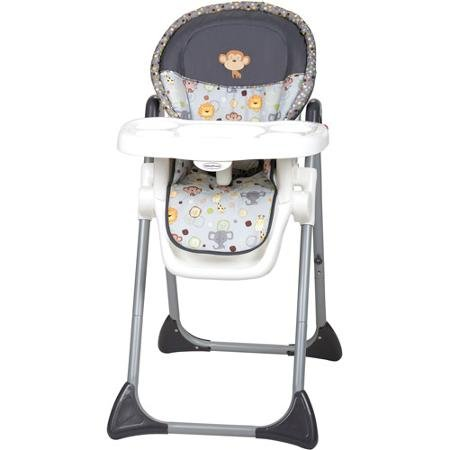 Baby Trend Sit-Right High Chair, Bobbleheads Baby will be Sa