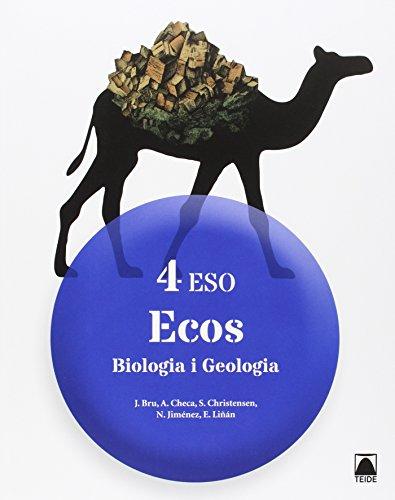 Biologia i Geologia 4 - Ecos - ed. 2016 - 9788430791859