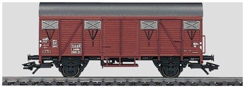 Marklin My World 54 Railroad Type Saar Boxcar
