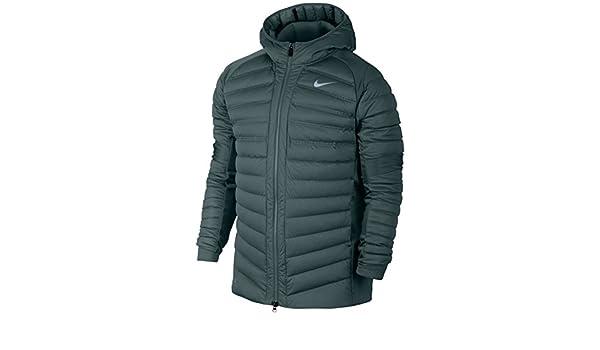 cc8ef7d6673f Nike Men s AeroLoft Hybrid Basketball Jacket  Amazon.ca  Clothing    Accessories