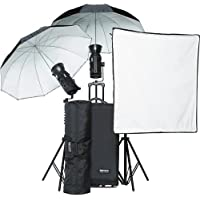 Bowens BW-8515USP Gemini 500R (X3) Kit - Pocket Wizard and Pulsar Compatible (Black)