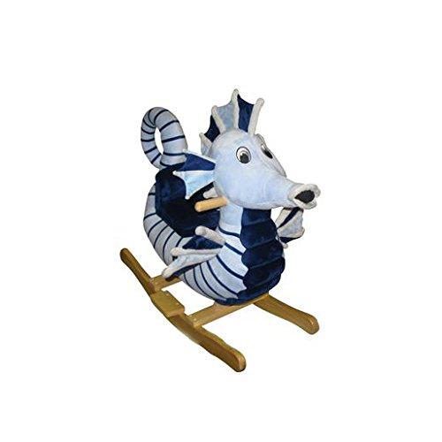 Charm Company'' Sebastian Seahorse Rockers