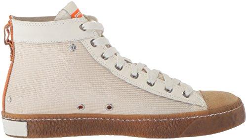 Men's Diesel I Magnete White Sneaker Exposure Dirty T6wqg