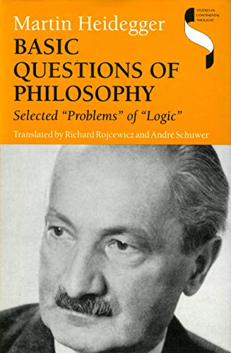 Basic Questions of Philosophy: Selected