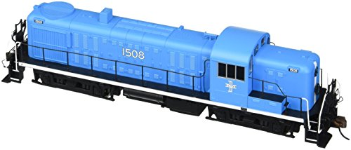 Bachmann Industries E-Z App Smart Phone Controlled McGinnis RS-3 Locomotive Train (Smartphone Controlled Toys)