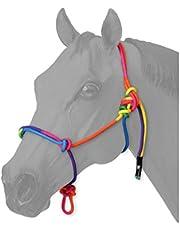 Tough 1 Tough-1 Multi-Colored Miniature Rope Halter