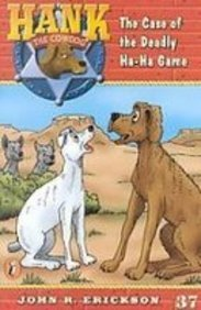 book cover of The Case of the Deadly Ha-Ha Game