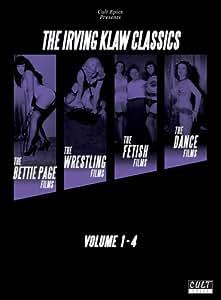 The Irving Klaw Classics: Volumes 1-4