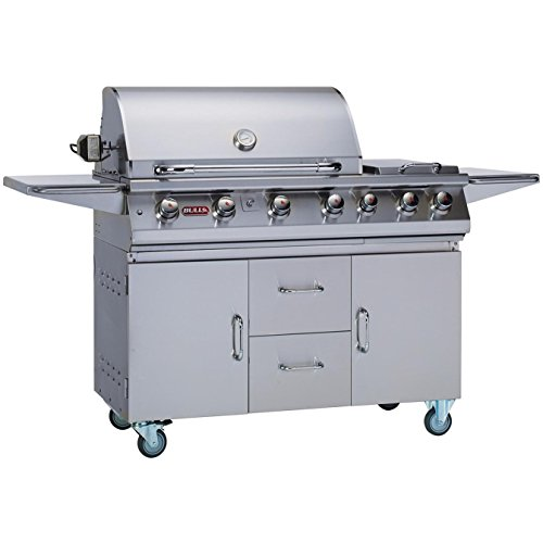 7 Burner Premium Gas Grill by Bull Outdoor Products