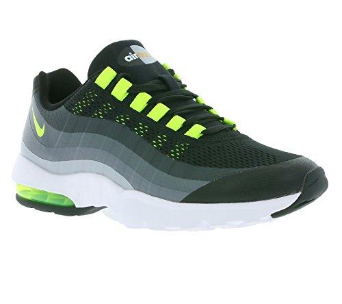 Nike Dame Air Max 95 Ultraløb Trænere 749212 Sneakers Sko Sort Volt Antracit Mørkegrå 002 Vq4ojCESZp