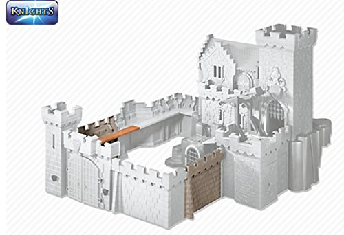 Playmobil Add-On Series - Wall Extension for Royal Lion Knight's Castle and Hawk Knights' ()
