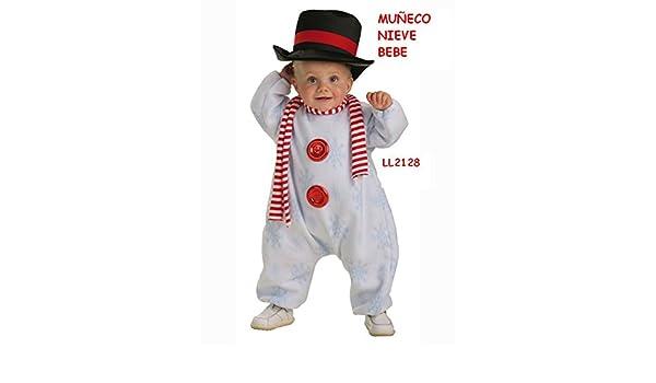 Disfraz de Muñeco de nive con Bufanda Bebe: Amazon.es: Productos para mascotas