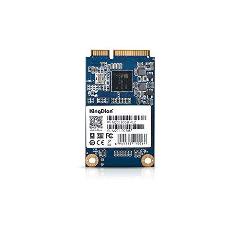 KingDian mSATA mini PCIE 60GB SSD Solid State Drive (30mm50mm) (M200 60GB) by KingDian