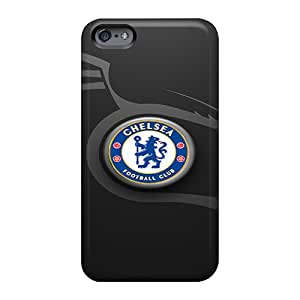 Apple Iphone 6s Plus OVf1568FqGO Unique Design Stylish Chelsea Fc Skin Shock-Absorbing Hard Phone covers cases for Christmas and Happy New Year -88bestcase