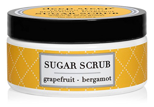 Deep Steep Sugar Scrub, Grapefruit Bergamot, 8 Ounce