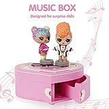 Bins & Things Toys Organizer Storage Case...