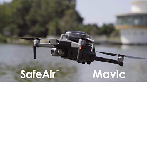 ParaZero SafeAir Anti-Crash Safety Parachute for Mavic Drone | Fully Autonomous Deployment | Reduce The Risk of Lawsuits | Protect Your Drone | Self Repack and Reuse | for DJI Mavic