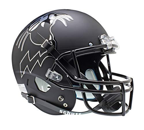 (NCAA Northwestern Wildcats Replica XP Helmet - Alternate 2 (Matte black))