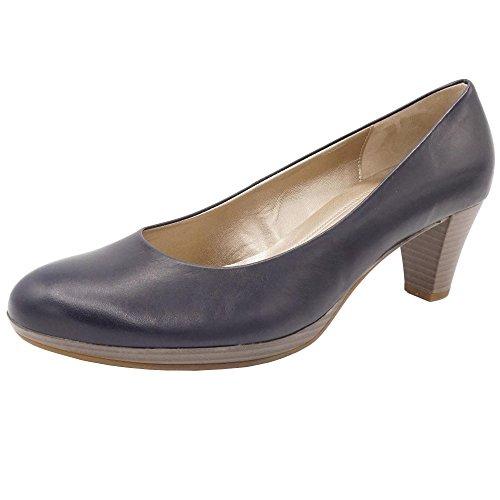 Zapatos azules Gabor para mujer R3yxfS