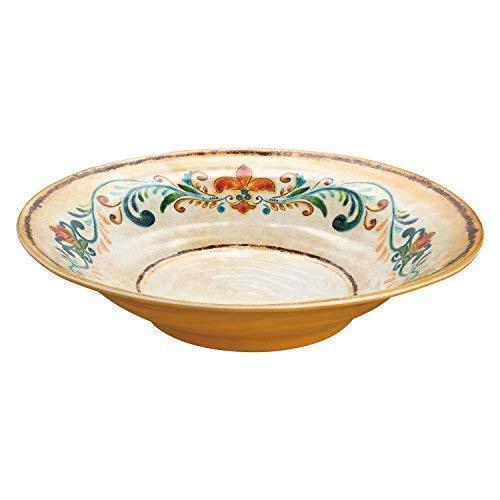 Gourmet Art 3-Piece Tuscany Melamine Salad Serveware Set by Supreme Housewares (Image #1)
