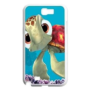 Samsung Galaxy N2 7100 Cell Phone Case White Finding Nemo zkat