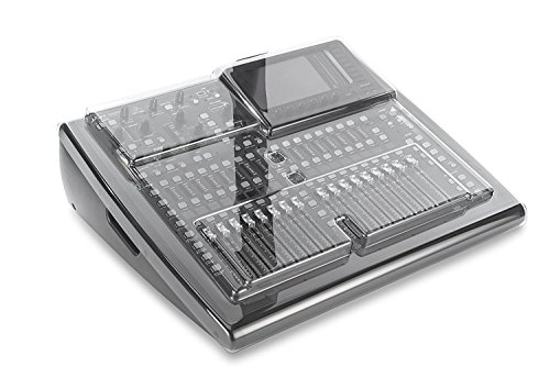 Decksaver DSP-PC-X32COMPACT Protective Cover for Pro Behringer X32 COMPACT by Decksaver