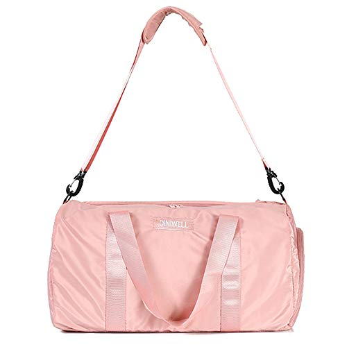 Dance rosa Storage Training Travel Bagaglio Yoga Fitness Scarpe Donna Zhbotaolang Handbags Sport Gym Valigia Gymtas wBMzp