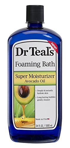 Dr Teal's Ultra Moisturizing Foaming Bath with
