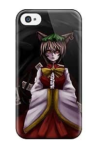 ninja gaiden animeblood Anime Pop Culture Hard Plastic iPhone 4/4s cases 3328619K318852590