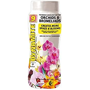 Florikan Dynamite 10-10-17 Orchids & Bromeliads Fertilizer, 1 lb